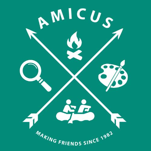 Camp Amicus Logo